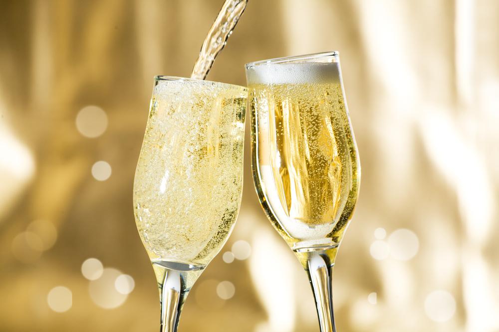 Полусладкое шампанское калорийность на 100 грамм