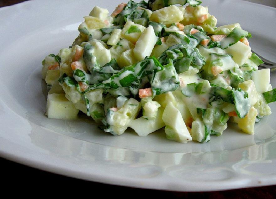 Salat-vesenniy