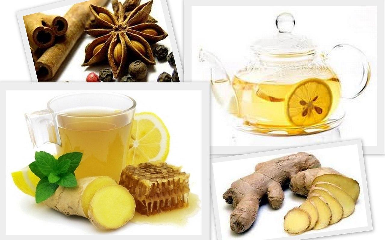 как сделать имбирный чай для похудения