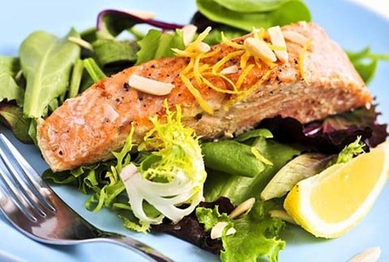 Рыбная диета для похудения на 10 кг: меню на 7, 14 дней.